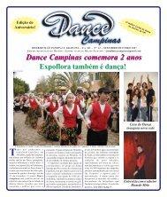 Dance Campinas comemora 2 anos - Agenda da Dança de Salão ...