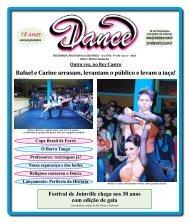 Ed. 194 - Jul/2012 - Agenda da Dança de Salão Brasileira