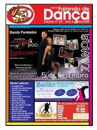 Ed. 022 - Agenda da Dança de Salão Brasileira