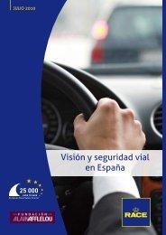 Visión y seguridad vial - Alain Afflelou