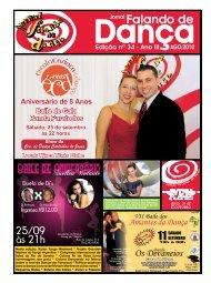 Ed. 034 - Agenda da Dança de Salão Brasileira