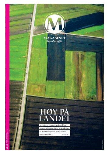Dagens Næringsliv lørdag 1. oktober 2011