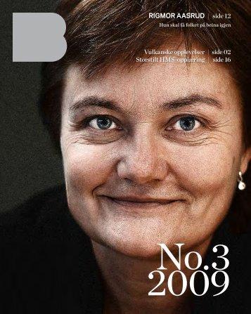 B nr. 3 - 2009 - Beerenberg