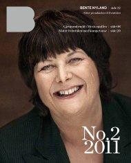 B nr. 2 - 2011 - Beerenberg