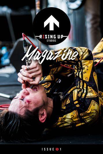 Rising Up Magazine Issue 1