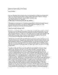 Komünist Manifesto'dan 150 Yıl Sonra Loren Goldner Bu yazı ...
