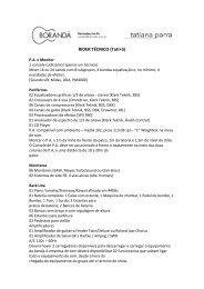 Technical Rider - Tatiana Parra +5 - Inteira - PDF