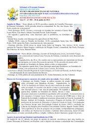 Informativo Semanal do dia 30 de Junho - Diocese de Erexim