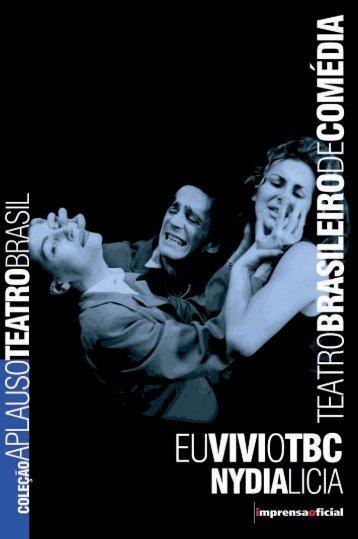 Teatro Brasileiro de Comédia - Livraria Imprensa Oficial