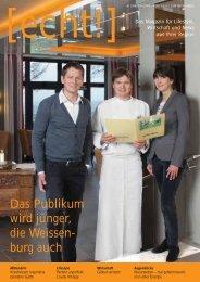 [echt!] - Ausgabe 2/2015 - Das Magazin für den Kreis Coesfeld