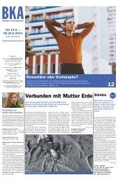 Berner Kulturagenda 2015 N° 20
