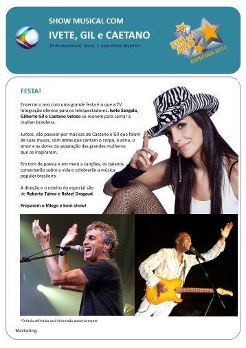 Show Musical - Blog da Integração