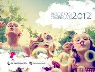 Clique aqui e confira o Book de Projetos 2012 - Blog da Integração
