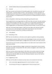 27 RUTINE FOR BESTE RESULTAT OG BEHANDLING ... - NRP AS