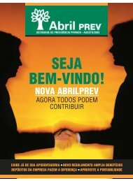 2005 - Agosto - AbrilPREV