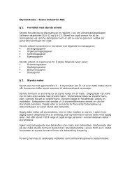 Styreinstruks – Scana Industrier ASA § 1. Formålet med styrets ...