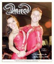 Ed. 158 - Dez/2008 - Agenda da Dança de Salão Brasileira