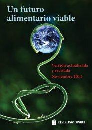 Un futuro alimentario viable - Utviklingsfondet