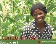 Landbruk i Sør (2010) - Utviklingsfondet