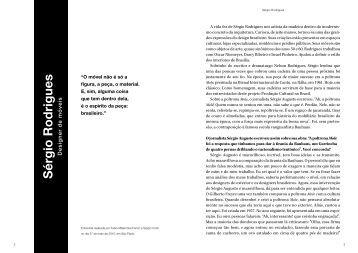 entrevista - Produção Cultural no Brasil