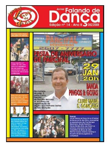 Ed. 014 - Agenda da Dança de Salão Brasileira