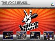 THE VOICE BRASIL - Blog da Integração
