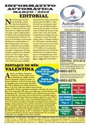 março - Portal Automática Automação e Informática Ltda