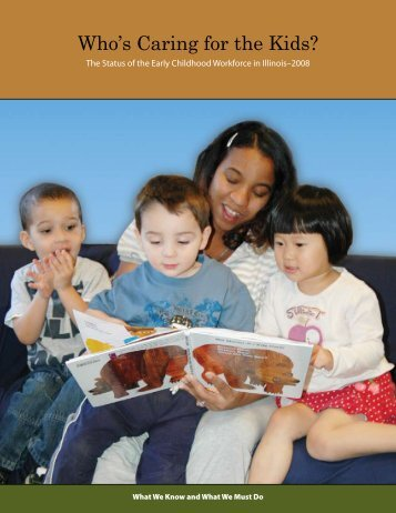Download the Who's Carking for the Kids 2008 Executive Summary