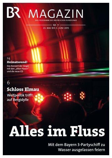 BR-Magazin 11/2015