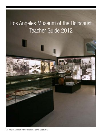 Here - Los Angeles Museum of the Holocaust