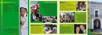 AppUN TAMEN TI 2008 - 2009 - Comunità Missionaria di Villaregia