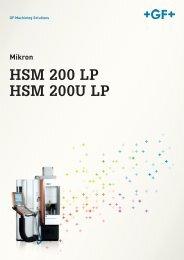 HSM 200 LP HSM 200U LP DE