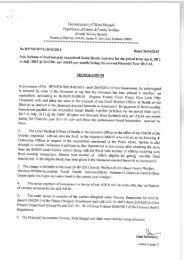 N0 HF/N/FW/91/lB—02/2013 Dated 26/04/2013 - Department of ...