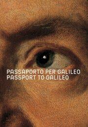 Passaporto per Galileo - Palazzo Strozzi