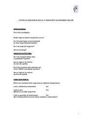 upitnik za osiguranje novca u transportu blindiranim ... - Bosna RE