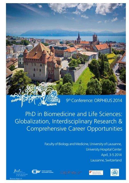 Booklet - Université de Lausanne