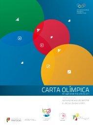 Carta Olímpica - Plano Nacional de Ética no Desporto