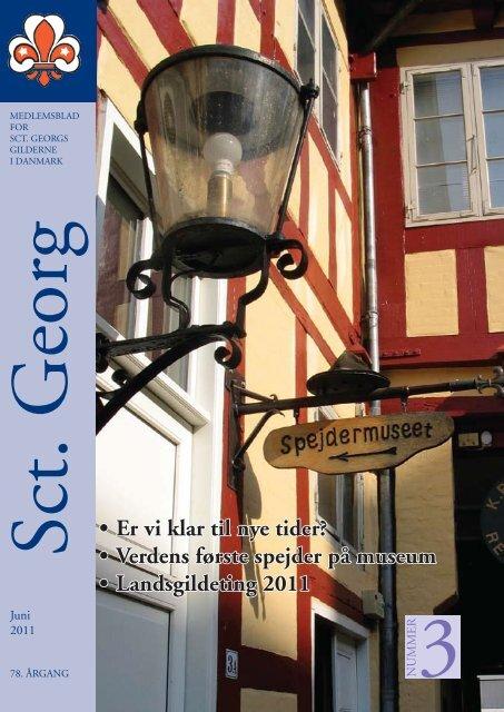 Sct. Georg 3/11 - Sct. Georgs Gilderne i Danmark