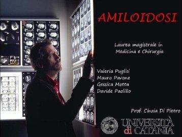 Amiloidosi (Puglisi, Pavone, Motta, Paolillo) - Bgbunict.it
