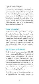 Att tänka på inför flygresan (PDF) - Getaway - Page 5