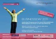 BUSINESSDAY 2011 - alliance F