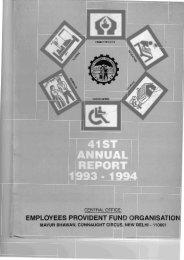 1993 - 94 - Epfo