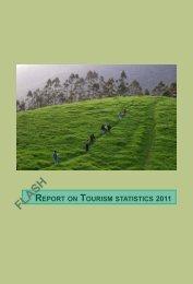 Tourist Statistics 2011 - Kerala Tourism