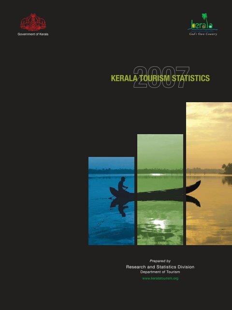 Statistics Book 2007.pdf - Kerala Tourism