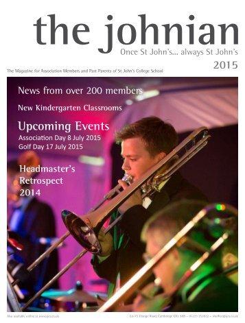 The Johnian 2015