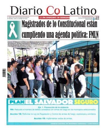 Edición 12 de Mayo de 2015