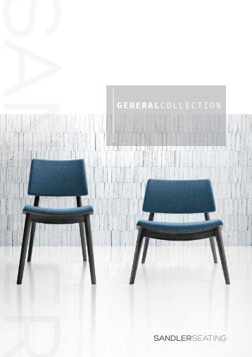 Sandler Seating General Catalogue W