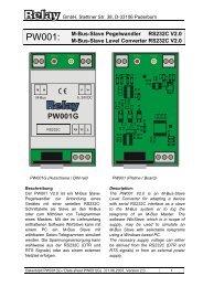 PW001G - PadMess GmbH