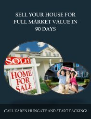 SELL YOUR HOUSE FOR FULL MARKET VALUE IN 90 DAYS