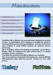Bus Micro-Master - PadMess GmbH
